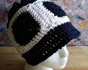 Black & White Bucket Hat