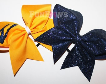 Great School Allstar Cheer Bow set by FunBows !