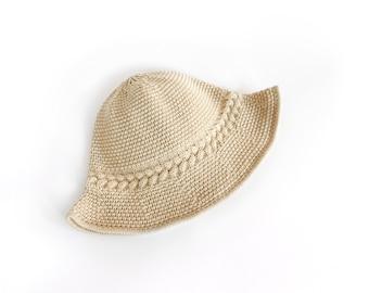 Wire  Cotton hat