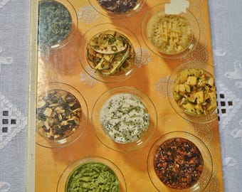Vintage Cookbook The Cooking of India Time Life Vintage Used Book PanchosPorch