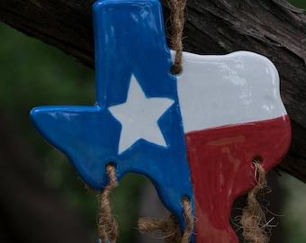 Texas Pride Windchime