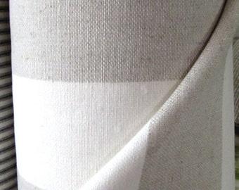 LINEN STRIPE French Laundry designer multipurpose fabric