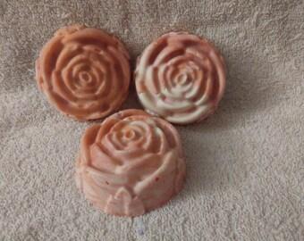 Vinolia Rose Vegan Cold Process Soap Titanic inspired