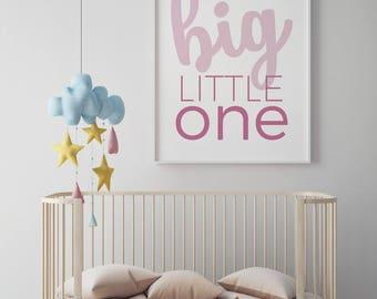 Dream Big Little One - Instant Download Digital Print