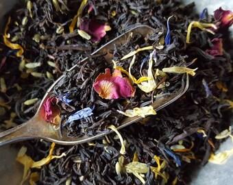 Floral Earl Grey Loose Leaf Tea