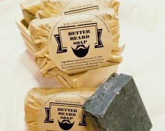 The Better Beard Soap