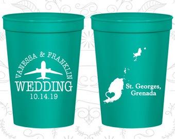 Grenada Wedding Cups, Grenada Stadium Cups, Grenada Plastic Cups, Grenada Cups, Grenada Party Cups (178)