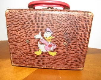 Disney's Donald Duck Child's Suitcase