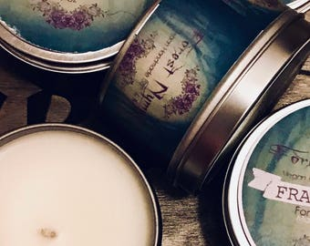 Frangipani Massage Candle  9oz