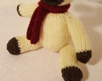 Stuffed animal sheep