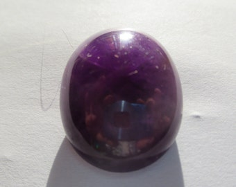 Deep purple Amethyst 56.89ct