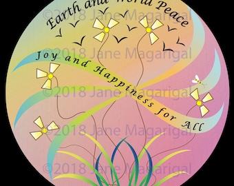 Earth and World Peace