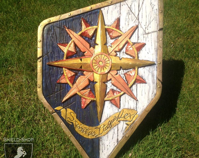 Shield for Medieval Combat // DOWN PAYMENT on Elite Plastidipped shield // Belegarth, Dagorhir, Amtgard, LARPs