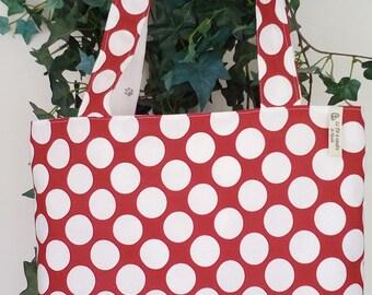 Very practical tote bag