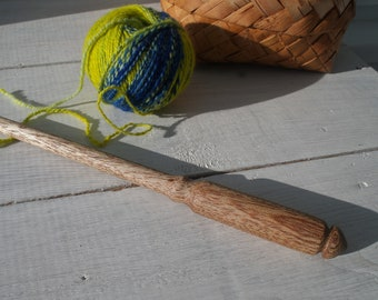 Large Nostepinne Woolwinder for winding yarn