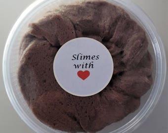 Chocolate ice slime