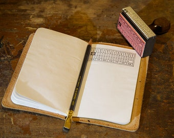 Field Notes Moleskine Notebook Journaling Date Stamp