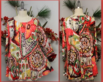 New Dare2bstylish Designer Printed Plus size tunic for Travel and Much More. M to 3XL