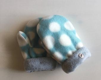 Double-Fleece Child Mittens