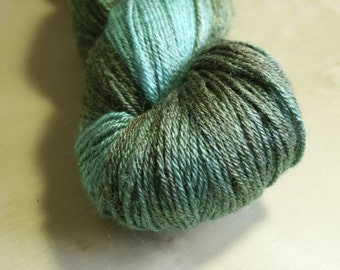 Forestry Smooshie sock weight yarn
