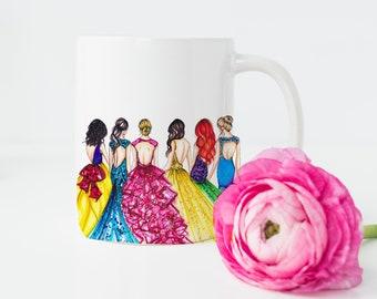 Princesses Mug  (MUG)