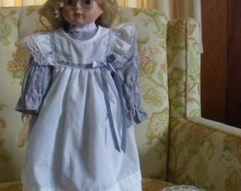 Beautiful Vintage China Doll