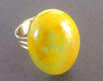 Mysterious agate gold