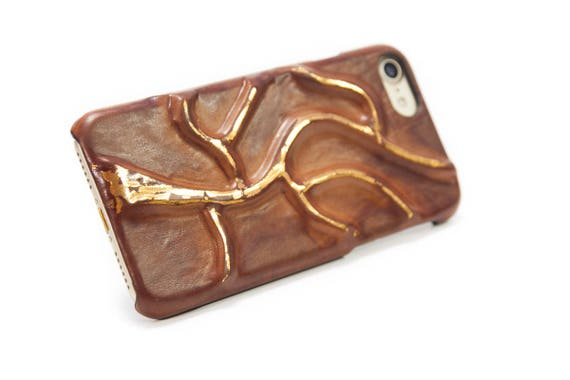 3D TREE of LIFE for iPhone X 8 7 6s 5s/SE and Samsung Galaxy S8/Note 8/s7 Italian Leather Case as protection Choose the Device and Colors