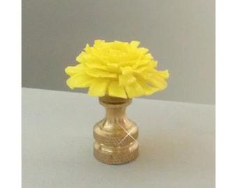 Dandelion Lamp Finial.