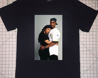 Tupac and Poetic Justice T-shirt