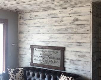 Shiplap Wall, Whitewash Wall, White Shiplap, Shiplap Siding, Interior, Feature Wall, Wood Wall, Barn Wall, Distressed Wood, Accent Wall,