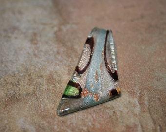 Eclectic Foil GLASS Pendant 55mm