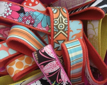 10 Beautiful Keychain Wristlets Fobs- Perfect Gift To Give