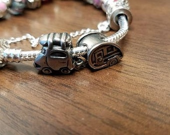 Travel Trailer 20-charms charm bracelet exclusively by Trailer Trash !!!