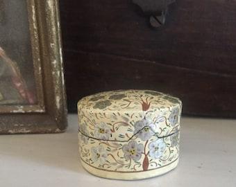 Indian Trinket Box