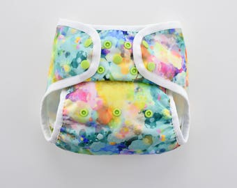 KALEIDOSCOPE nelpe diaper cover, size two