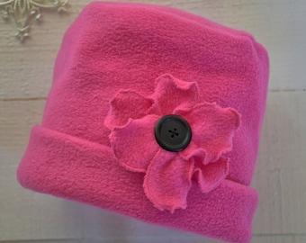 Pretty in hot pink!