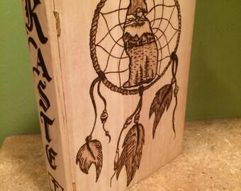 Dreamcatcher Book Box2