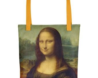 Mona Lisa, Leonardo da Vinci  - Tote bag