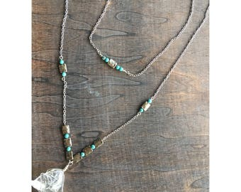 Bohemian Layered Necklace
