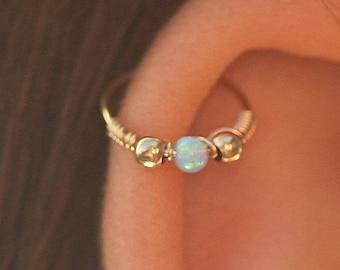 Rook Piercing,Gold Rook Piercing,rook piercing jewelry,tiny rook hoop,rook jewelry,rook piercing 22g,rook earring,thin rook piercing