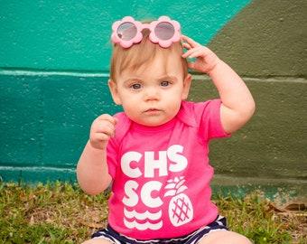 CHS SC Infant/Toddler Bodysuit - Charleston, SC