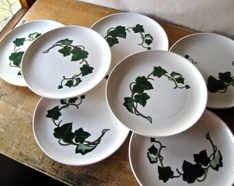 Metlox Poppytrail California Ivy, Vintage Dinnerware Set, Metlox Dinnerware, Vintage Plates, Metlox Pottery, Vintage China, Mid Century
