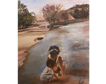 El Rinconcito - Puerto Rican Art Limited Edition Giclee Prints