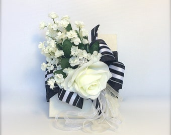 Gift Box Black and White Box Wrap Wedding Favors Boxes Christmas Gift Jewelry Gift Box, Mothers  Ideas, Wedding Party Gifts,  Gift Boxes