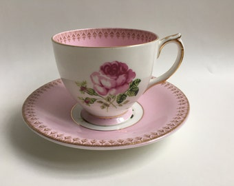 WINDSOR, Tea Cup & Saucer, Bone China, Made in England 176/644
