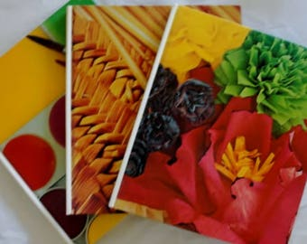 The Family Creative Workshop Book Set of 3 Books Wine Making, Paper Flowers, Gingerbread, Etc