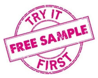 Free Sample (Just pay for shipping)