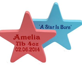 Birth/Christening Stars