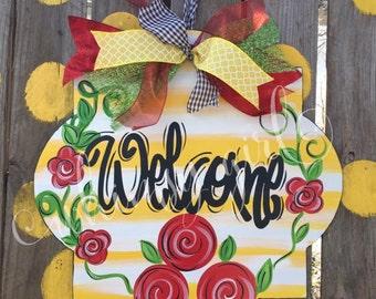 Hello Yellow Welcome